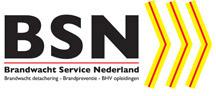 BHV Service Nederland (BSN) logo
