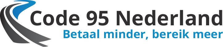 Code 95 Nederland logo