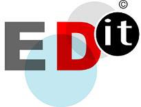 EDit opleidingen logo