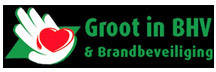 Groot in BHV & Brandbeveiliging