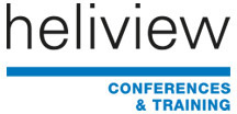 Heliview Conferences & Training logo