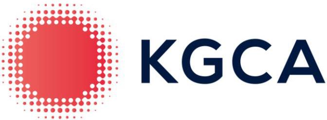 KGCA logo