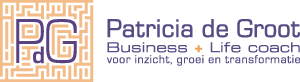 Patricia de Groot - Business + Life coach logo
