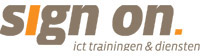 SignOn ICT Trainingen & Diensten