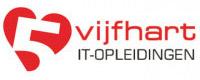 Vijfhart IT-Opleidingen logo