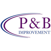 P&B Improvement logo