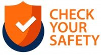 CheckYourSafety logo