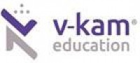 V-kam education logo