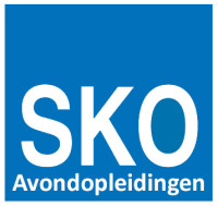 Avondopleidingen SKO logo